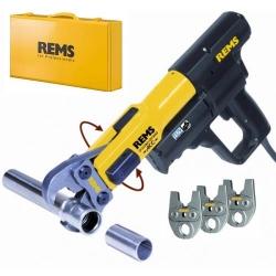 Rems Preša Radijalna Električna Power-Press Acc Basic-Pack 10-108mm + Čeljusti 3/1