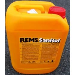 Ulje emulzija sintetička  5lit. bez mineralnih ulja Sanitol Rems
