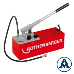 Rothenberger Pumpa Za Ispitivanje Tlaka u cijevima RP50-S 0-60bar