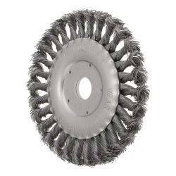 Četka Žičana Rotaciona Ravna Upletena 100x22mm 0,5mm Fervi SRR100