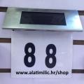 Svjetiljka solarna kućni broj