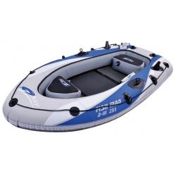 Čamac gumeni s elektro motorom AMGDR51 NOVO!