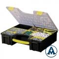 Kutija za vijke i pribor 42x33x10cm Organizer Stanley