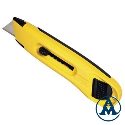 Stanley Skalpel Rectractable Bladeutility Knife 150mm