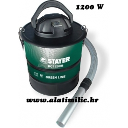 Usisavač za pepeo Stayer BC1200D