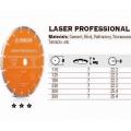 Stayer Dijamantna rezna Ploča 115 mm Laser Profesional