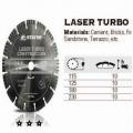 Stayer Dijamantna Rezna Ploča 230 Laser Turbo