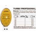 Stayer Dijamantna Rezna Ploča 125 segment suho Turbo Profesional