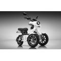 Električni skuter na Baterije Doohan Itank 2000W