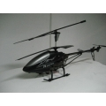 R-107  Channel RC helikopter, radio kontrolirani, metalni okvir, žiroskop sustav led svjetla