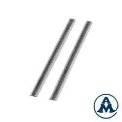 Nož blanje 82 mm HM žileti 2/1 Zhiwei