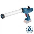 Bosch Aku Pištolj Za Silikon i Brtvljenje GCG 18V-600 BB Li-ion 18V 300/600ml