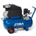 Kompresor klipni Piper L19K-50 150l/min 8bar 2,0KS 230V 32kg Fima