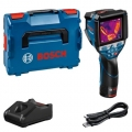 Bosch Termovizijska Kamera GTC 600 C Li-ion 1x12V 2,0Ah + L-boxx