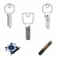 Ključevi glodala čipovi mikroprekidači