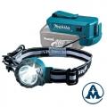 Makita Svjetiljka Aku DML800 Naglavna LED Li-ion 14,4/18V 1,6W