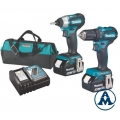 Makita Aku Set Alata DLX2220