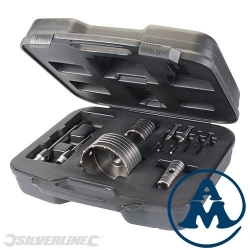 Set Kruna HM 30/50/110mm 9/1 Silverline