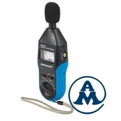 Mjerač Razine Buke 55-126 dB Silverline