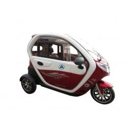 Elektro Tricikl na Baterije s Kabinom T414 1500W 60V 350kg