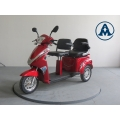 Elektro Tricikl na Baterije Dva Sjedala T-409 1000W 60V 20Ah L2 Kategorija