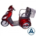 Elektro Tricikl na Baterije FY073AM 350W Pb 48V 20Ah