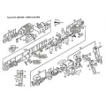 Shema Bosch bušilice GBH2-24